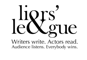 Liars' League Logo large w strapline